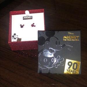 Jewelry - Mickey Ruby Earrings